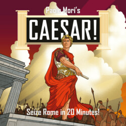 Caesar!: Seize Rome in 20 Minutes! spel doos box Spellenbunker.nl