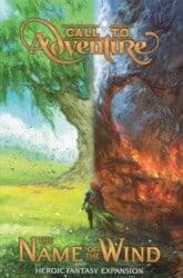 Call to Adventure: Name of the Wind spel doos box Spellenbunker.nl