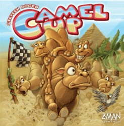 Camel Up spel doos box Spellenbunker.nl