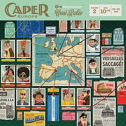 Caper: Europe spel doos box Spellenbunker.nl