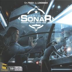 Captain Sonar spel doos box Spellenbunker.nl