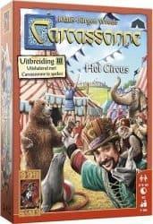 Carcassonne - Het Circus Bordspel Uitbreiding