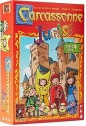 Carcassonne - Junior Bordspel Kinderspel