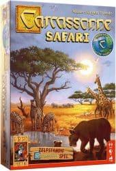 Carcassonne - Safari Bordspel