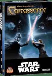 Carcassonne- Star Wars White Goblin Games