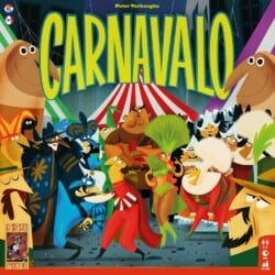 Carnavalo spel doos box Spellenbunker.nl