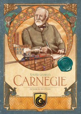 Carnegie Bordspel Quined Games