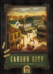 Carson City spel doos box Spellenbunker.nl