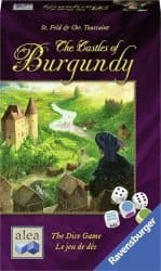 Castles of Burgundy - Dobbelspel