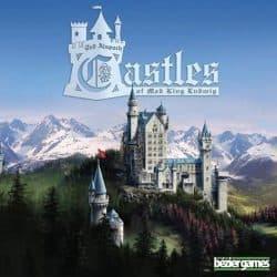 Castles of Mad King Ludwig Bordspel