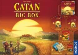 Catan: Big Box spel doos box Spellenbunker.nl