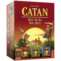 Catan: Het Duel Big Box spel doos box Spellenbunker.nl