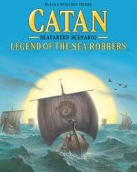 Catan: Seafarers Scenario – Legend of the Sea Robbers spel doos box Spellenbunker.nl