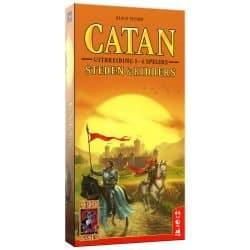 Foto Kolonisten van Catan, de Steden en Ridders 5 en 6 Spelers