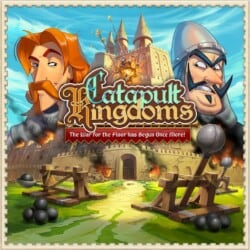 Catapult Kingdoms spel doos box Spellenbunker.nl