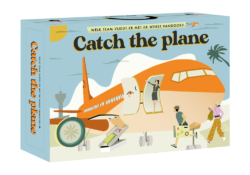 Catch the plane