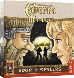 Caverna - Het Duel Bordspel