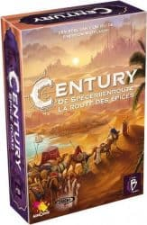 Century - De Specerijenroute Bordspel