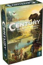 Century - Een Nieuwe Wereld Bordspel