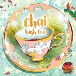 Chai - High Tea Steeped Game Bordspel Uitbreiding
