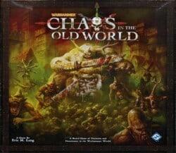 Chaos in the Old World spel doos box Spellenbunker.nl
