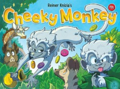 Cheeky Monkey spel doos box Spellenbunker.nl