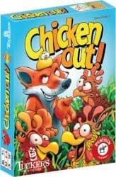 Chicken Out! Kaartspel Tucker's Fun Factory