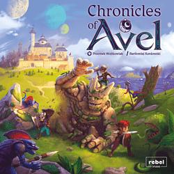Chronicles of Avel spel doos box Spellenbunker.nl
