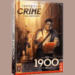 Chronicles_of_Crime 1900 Bordspel 999 (ames