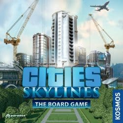 Cities Skylines - The Board Game Bordspel