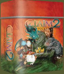Claim 2 Pocket Kaartspel White Goblin Games