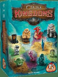 Claim Kingdoms White Goblin Games Kaartspel