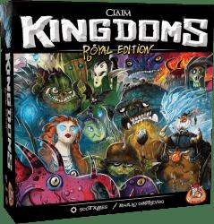 Claim Kingdoms Royal Edition Kaartspel White Goblin Games