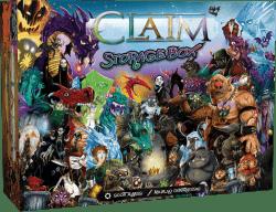 Claim Storage Box White Goblin Games