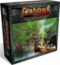 Clank! In! Space!- A Deck-Building Adventure Bordspel Kaartspel