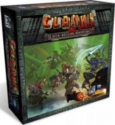 Clank! In! Space!- A Deck-Building Adventure Bordspel Kaartspel