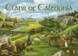 Clans of Caledonia Bordspel