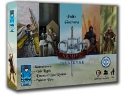 Clash of Armies- Medieval Kaartspel deckbuilder kickstarter