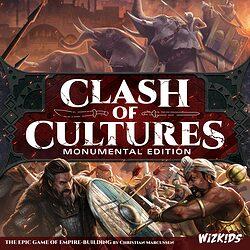 Clash of Cultures: Monumental Edition spel doos box Spellenbunker.nl