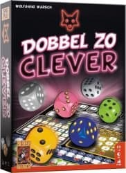 Clever - Dobbel Zo Clever Dobbelspel Bordspel