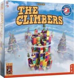 Climbers, The Bordspel