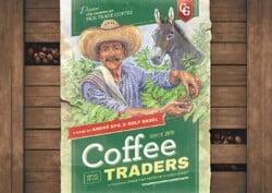 Coffee Traders spel doos box Spellenbunker.nl