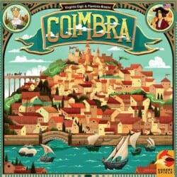 Coimbra spel doos box Spellenbunker.nl