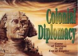 Colonial Diplomacy spel doos box Spellenbunker.nl