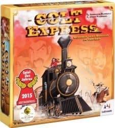 Colt Express Bordspel