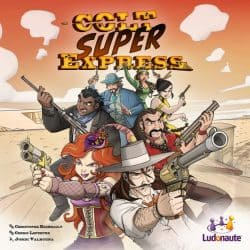 Colt Super Express Bordspel