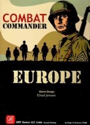 Combat Commander: Europe spel doos box Spellenbunker.nl
