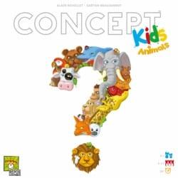 Concept Kids: Animals spel doos box Spellenbunker.nl