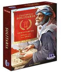 Concordia Solitaria spel doos box Spellenbunker.nl