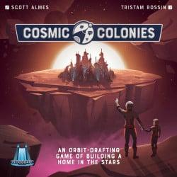 Cosmic Colonies Bordspel Floodgate Games